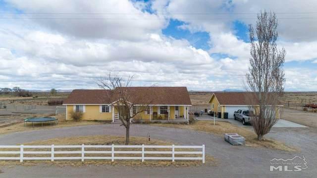 3850 Edwards Lane, Fallon, NV 89406 (MLS #200003750) :: Chase International Real Estate
