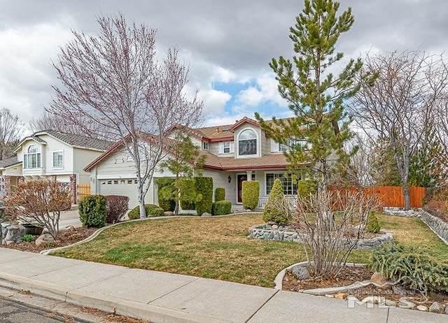 705 Oak Creek Drive, Reno, NV 89511 (MLS #200003751) :: Chase International Real Estate