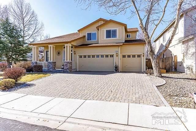 1130 Sageberry Ct., Reno, NV 89509 (MLS #200003756) :: Chase International Real Estate