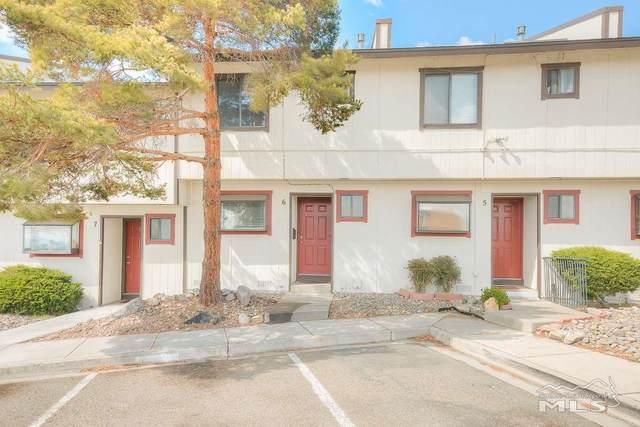 4985 W 7th #6, Reno, NV 89503 (MLS #200003758) :: Vaulet Group Real Estate