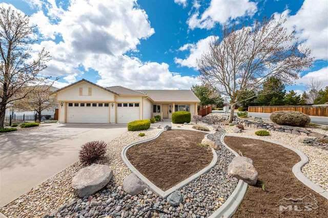3711 Calgary Dr, Reno, NV 89511 (MLS #200003760) :: Chase International Real Estate