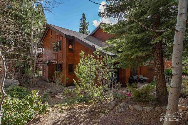 929 Northwood Blvd. #96, Incline Village, NV 89451 (MLS #200003761) :: The Mike Wood Team