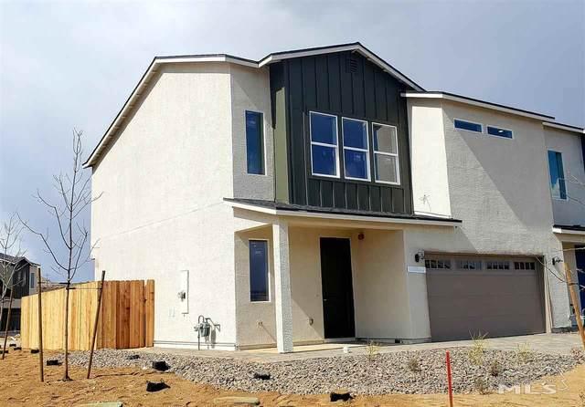 1060 Big Rock Loop Lot #133, Sun Valley, NV 89433 (MLS #200003764) :: Ferrari-Lund Real Estate