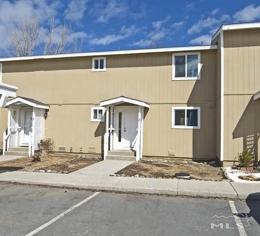 1265 Redwood Circle #2, Gardnerville, NV 89410 (MLS #200003776) :: Ferrari-Lund Real Estate