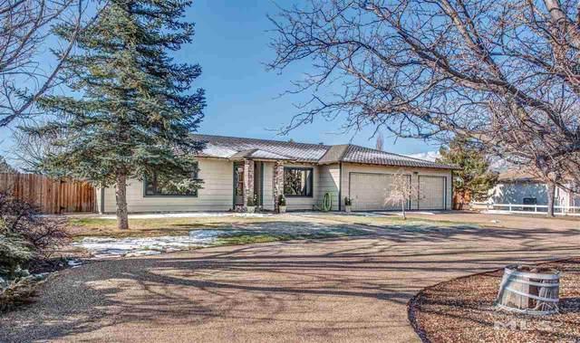 1371 Sanden Lane, Minden, NV 89423 (MLS #200003777) :: Chase International Real Estate