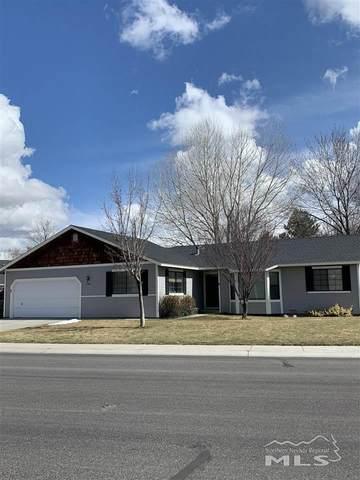 1745 Westwood Drive, Minden, NV 89423 (MLS #200003791) :: Vaulet Group Real Estate