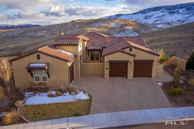 3142 Vista Favoloso, Reno, NV 89519 (MLS #200003795) :: Chase International Real Estate