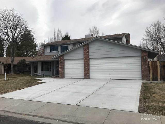 3970 Bolivar Court, Reno, NV 89502 (MLS #200003796) :: Ferrari-Lund Real Estate