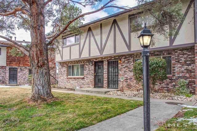 850 Travis Dr F, Carson City, NV 89701 (MLS #200003804) :: Ferrari-Lund Real Estate