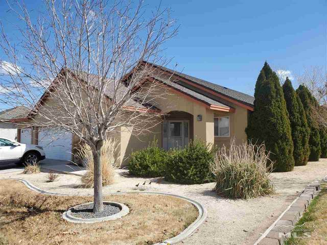 1112 Dixie Lane, Fernley, NV 89408 (MLS #200003805) :: Harcourts NV1