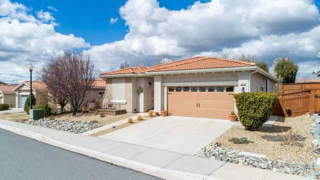 2250 Meritage Dr, Sparks, NV 89434 (MLS #200003807) :: Chase International Real Estate
