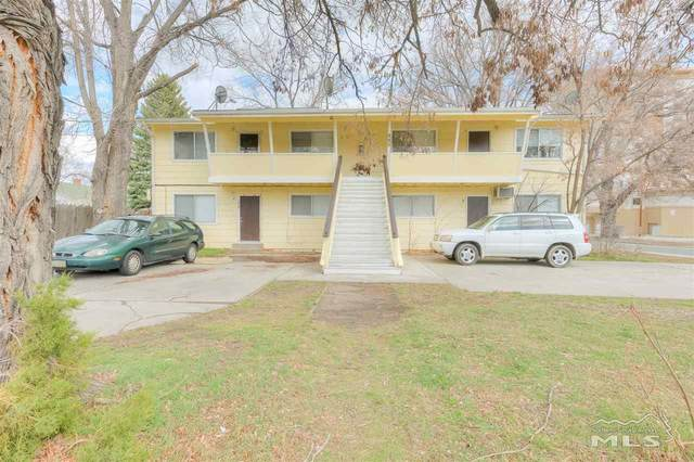 415 S Nevada St, Carson City, NV 89703 (MLS #200003810) :: Harcourts NV1