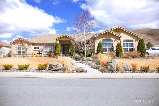 12400 Ocean View Drive, Sparks, NV 89441 (MLS #200003821) :: Ferrari-Lund Real Estate