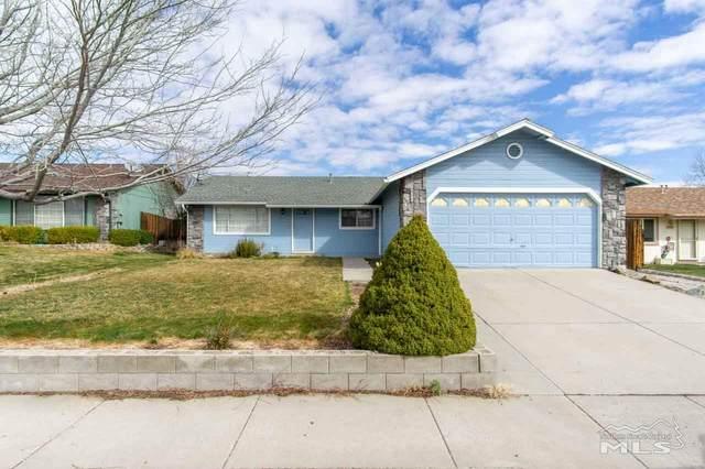 1022 Slide Mountain, Carson City, NV 89706 (MLS #200003834) :: Harcourts NV1