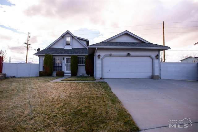 3989 Quinn, Carson City, NV 89701 (MLS #200003840) :: Ferrari-Lund Real Estate