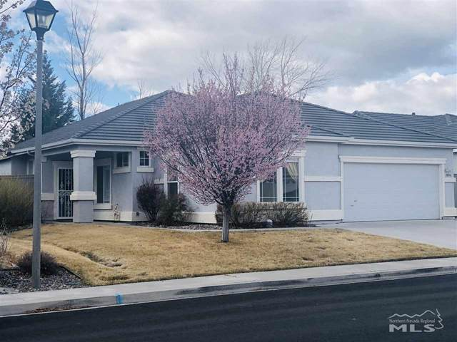 1874 San Pablo Dr, Reno, NV 89521 (MLS #200003841) :: Vaulet Group Real Estate