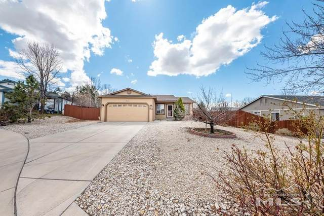 5838 Nebula Ct, Sun Valley, NV 89433 (MLS #200003843) :: The Mike Wood Team