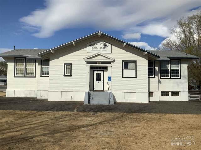 5th And C Street, Hawthorne, NV 89415 (MLS #200003846) :: NVGemme Real Estate