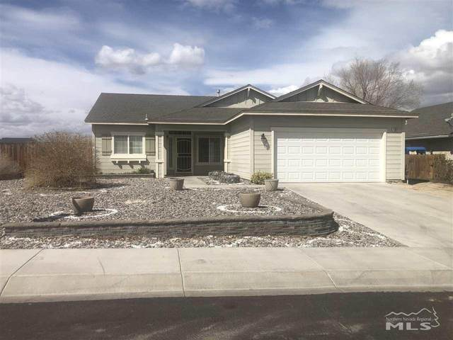 1097 Dixie, Fernley, NV 89408 (MLS #200003850) :: Harcourts NV1