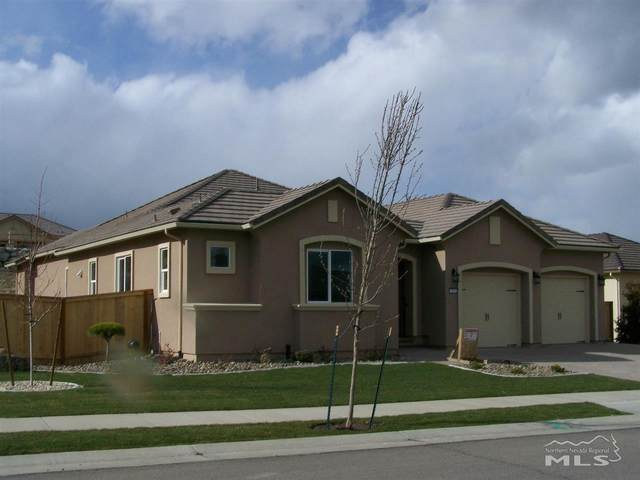 2834 Cloudburst Canyon/ Lot 35, Genoa, NV 89411 (MLS #200003853) :: Ferrari-Lund Real Estate