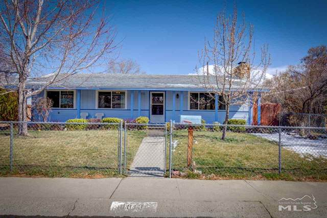 1813 Alpine, Carson City, NV 89703 (MLS #200003859) :: Ferrari-Lund Real Estate