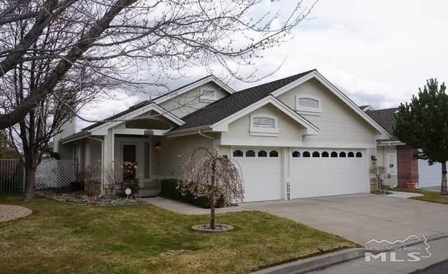 6101 Carriage House Way, Reno, NV 89519 (MLS #200003861) :: Chase International Real Estate