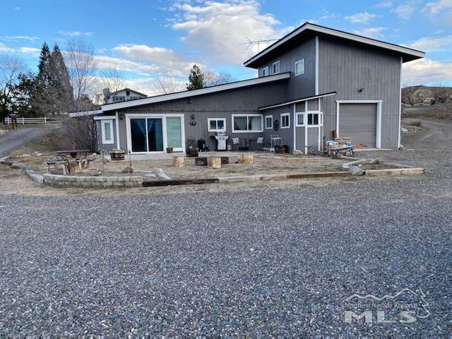 638 Thorobred Ave, Gardnerville, NV 89410 (MLS #200003863) :: Ferrari-Lund Real Estate