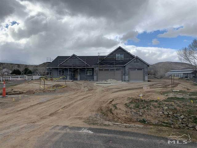 912 Alyce, Carson City, NV 89701 (MLS #200003865) :: Chase International Real Estate