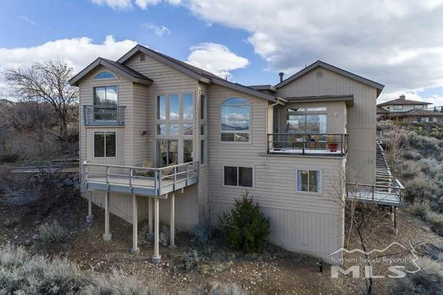 2075 La Fond Dr., Reno, NV 89509 (MLS #200003869) :: Chase International Real Estate
