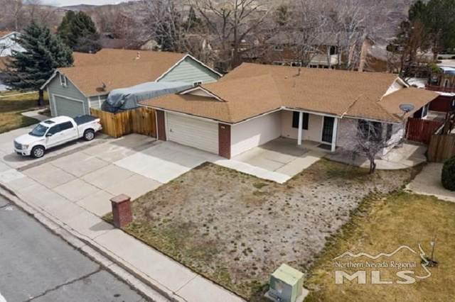 2450 Springland Drive, Sparks, NV 89434 (MLS #200003885) :: NVGemme Real Estate