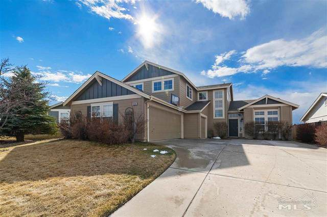 9387 Mustang Trail Dr, Reno, NV 89506 (MLS #200003888) :: Chase International Real Estate