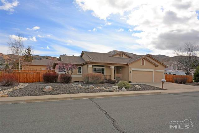 100 Clear Creek Ct, Reno, NV 89502 (MLS #200003893) :: Chase International Real Estate