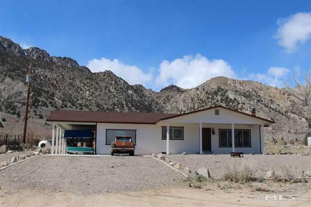 115057 Us Highway 395, Topaz, Ca, CA 96133 (MLS #200003894) :: Chase International Real Estate