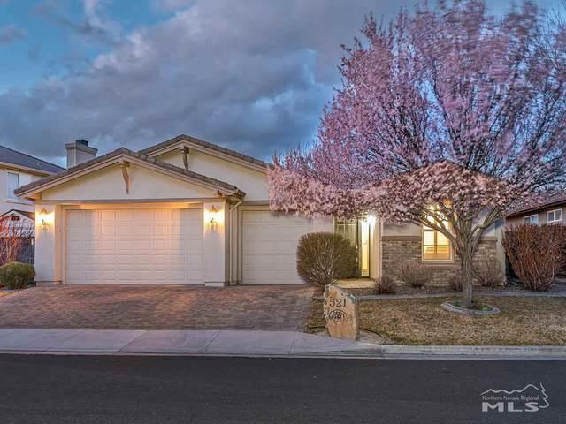 521 Secretariat Court, Reno, NV 89521 (MLS #200003898) :: Chase International Real Estate