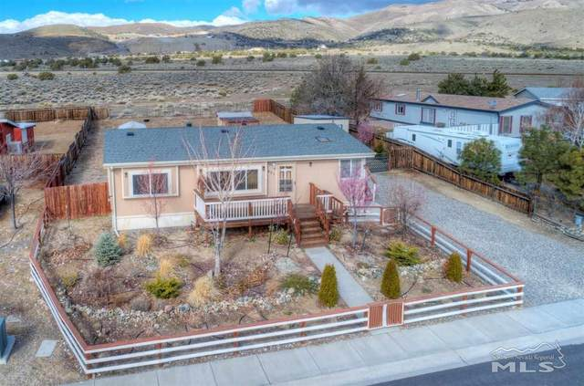 421 Feldspar Circle, Moundhouse, NV 89706 (MLS #200003908) :: Ferrari-Lund Real Estate
