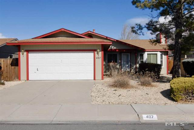 407 Brookfield Court, Dayton, NV 89403 (MLS #200003930) :: Ferrari-Lund Real Estate