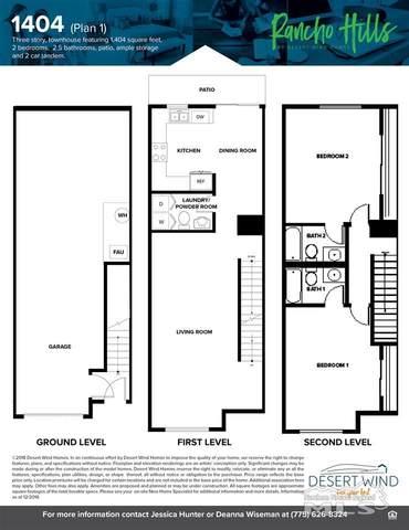 555 Gloria May Lane #165, Reno, NV 89503 (MLS #200003933) :: Fink Morales Hall Group
