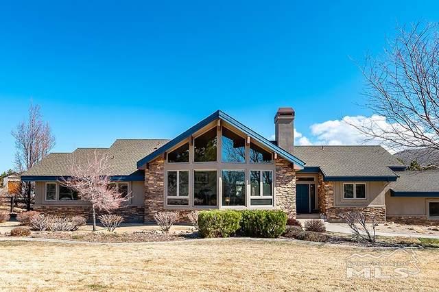 5385 Cross Creek, Reno, NV 89511 (MLS #200003936) :: Fink Morales Hall Group