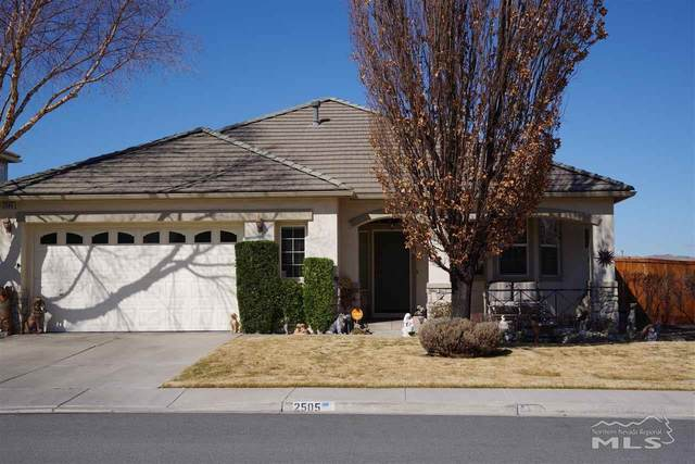 2505 Sorrento, Sparks, NV 89434 (MLS #200003952) :: NVGemme Real Estate
