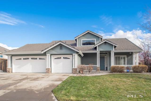 772 Norfolk Dr, Carson City, NV 89703 (MLS #200003966) :: Harcourts NV1