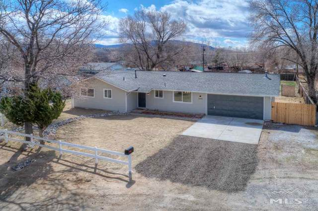 3370 Sunrise Dr, Carson City, NV 89706 (MLS #200003967) :: Chase International Real Estate