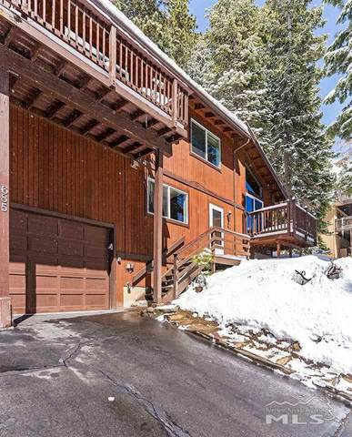 685 Titlist Dr. #1, Incline Village, NV 89451 (MLS #200003968) :: The Mike Wood Team