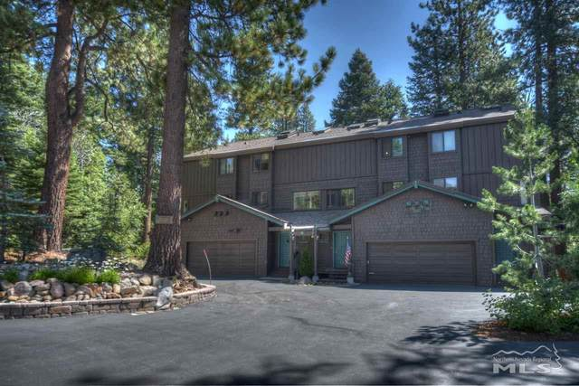 739 Crosby Ct #3 #3, Incline Village, NV 89451 (MLS #200003969) :: Chase International Real Estate
