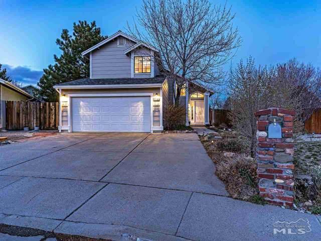 1780 Uplands Court, Reno, NV 89523 (MLS #200003977) :: Harcourts NV1