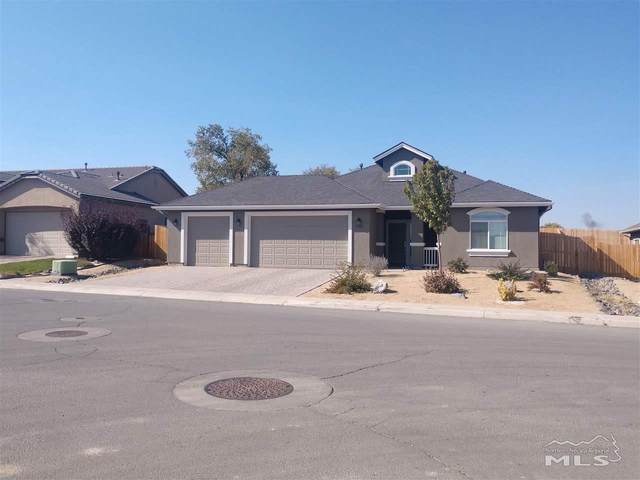 2216 Windrow, Fernley, NV 89408 (MLS #200003985) :: Chase International Real Estate