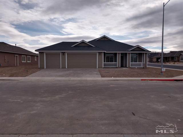 2220 Windrow, Fernley, NV 89408 (MLS #200003986) :: Harcourts NV1