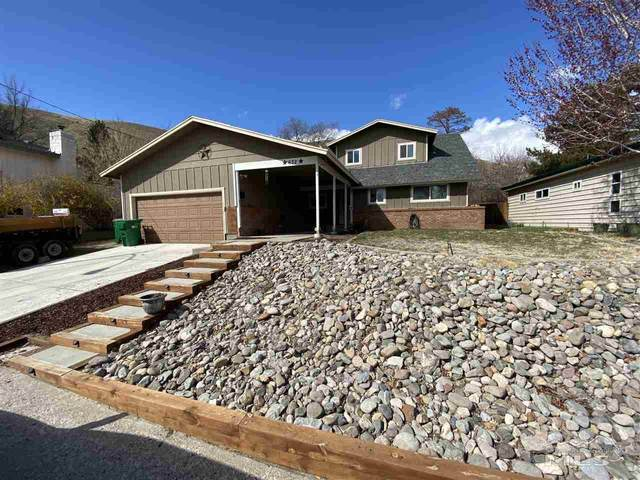 632 Highland, Carson City, NV 89703 (MLS #200003987) :: Chase International Real Estate