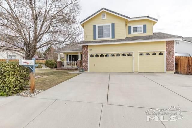 4876 Santa Barbara Ave, Sparks, NV 89436 (MLS #200003988) :: NVGemme Real Estate