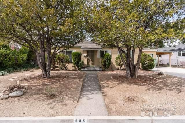 585 Robin, Reno, NV 89509 (MLS #200003994) :: Vaulet Group Real Estate
