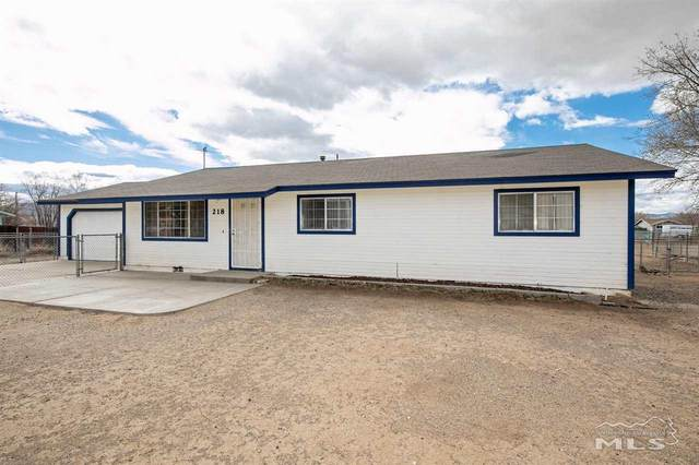 218 Ring Road, Dayton, NV 89403 (MLS #200003995) :: Ferrari-Lund Real Estate